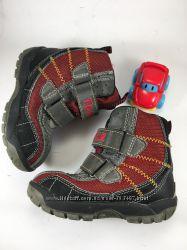 Демисезонные ботинки 25 размер стелька 16 см