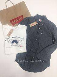 Рубашка мужская LEVI&rsquoS. Оригинал
