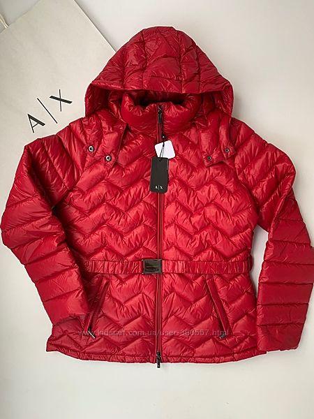 Куртка, пуховик женский Armani Exchang. Оригинал