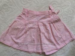 Розовая юбка Cherokee 3-4г