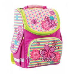 Каркасные рюкзаки девочкам ТМ 1 вересня по отличной цене до 15 июля