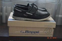кожаные туфли - мокасины