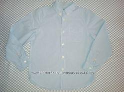Фирменные рубашки для мальчика 122-134-140 размер