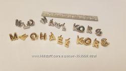 Запасные буквы фурнитура Michael Kors набор 11 букв