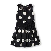 Нарядное платье The Childrens Place на девочку 8-9лет