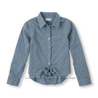 Рубашки The Childrens Place на девочку 10-12лет