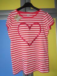 Новая футболка Crazy8 на девочку 11-12 лет