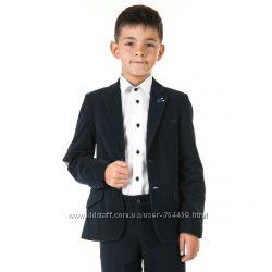 Школьный вельветовый костюм Lilus