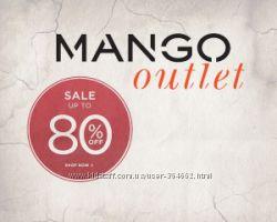 Mango оutlet под 0. Выгодные условия