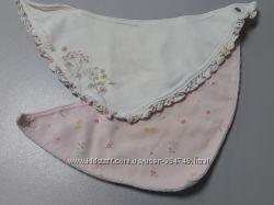 Слюнявчики и платочки для кормления