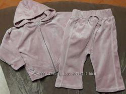 Спортивный костюм и штанишки на 12-18-24мес.