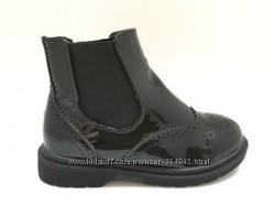 Лаковые ботинки для девочек