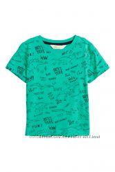 Яркие футболки для мальчика 8-10 лет