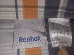Фирменная мужская рубашка Reebok S