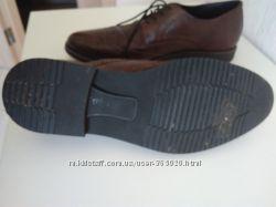 Крутые мужские туфли 100 кожа