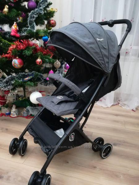 Немецкая прогулочная коляска BabyGo Air 5кг