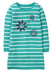 Gymboree Джимбори вязаное платье 7-8 лет