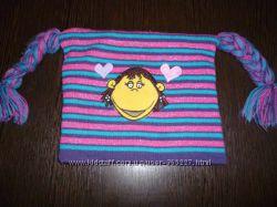 Шапка для девочки LADYBIRD 2-4 годика