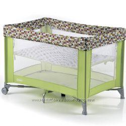 Детский манеж-кровать Geoby. Прокат