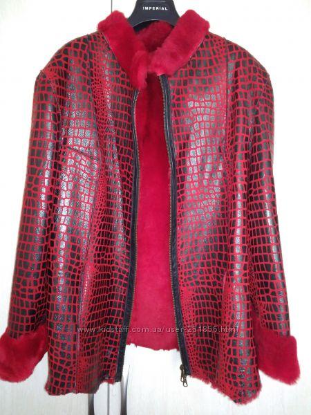 Дубленка натуральная новая Lory Fashion Италия