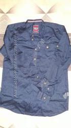 Новая рубашка с магазина Wakkaki р. 146-152