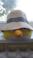 Новая натуральная шляпа р. 56-58 hulu new Look