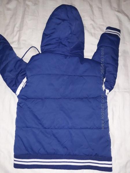 Зимняя куртка Zeplin р. 134 большемерит