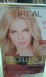 L&180Oreal краска для волос светло-русый перламутровый осветляющий