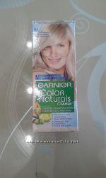 Garnier краска для волос платиновый блондин осветляющий