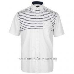 Мужская рубашка 100 проц cotton XL Качество - бомба Pierre Cardin