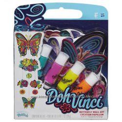 Набор для творчества Hasbro DohVinci Настенное украшение Бабочки Подробнее