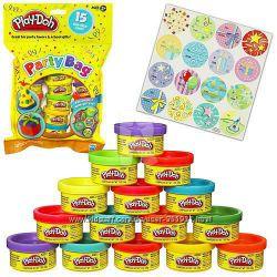 Безопасный пластилин, краски и др. от 1 года Hasbro, Crayola в наличии