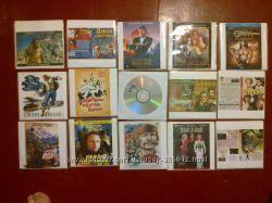 DVD диски. Коллекционные ЗАРУБЕЖНЫЕ. Копии с оригинальных DVD дисков