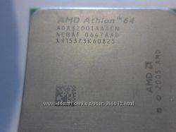 Процессор AMD Athlon TM 64 ADA
