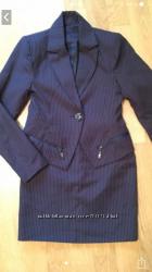 Костюм школьный Pinetti рост 140 юбка и пиджак