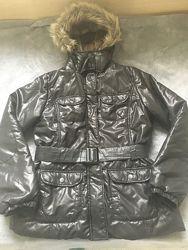 Куртка утеплённая Zara 13-14 лет рост 164