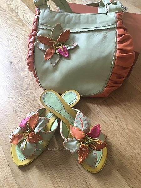 Босоножки и сумка Baldinini 37 размер