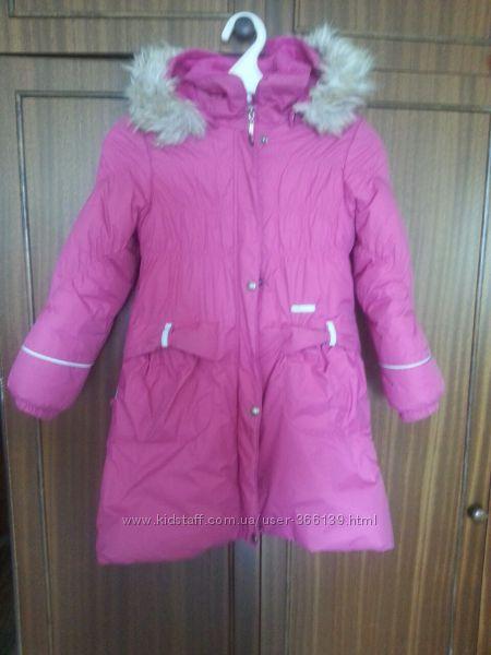 Цена снижена Lenne пальто р. 128