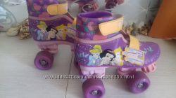 роликовые коньки Disney