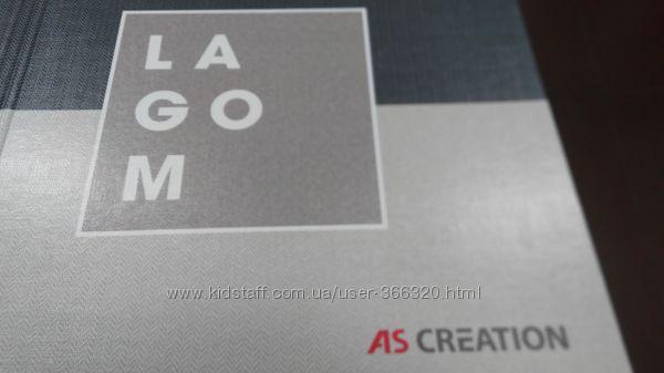 Обои AS Creation Lagom