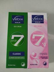 Vebix Deodorant Cream 25 ml