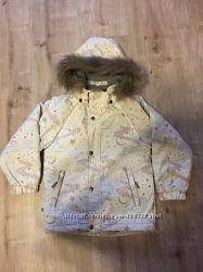 Зимняя куртка Huppa 116р