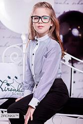 Школьные блузки Зиронька. По закупочной цене