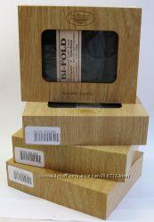 Портмоне , бумажник в подарочной коробке . Кожа . Holboro . Bi-Fold