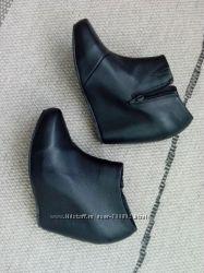 Ботинки кожа 36 размер