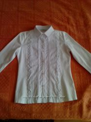Блузка школьная трикотажная 157-160 см