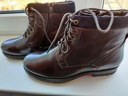 Liberto кожаные ботинки