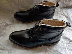 S&G зимние мужские ботинки.