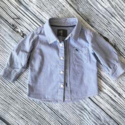 6-9 мес Рубашка H&M для мальчика