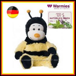 Пчелка игрушка-грелка Warmies Германия
